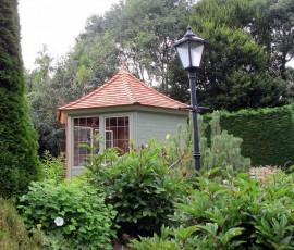 Installing a Garden Gazebos and SummerhousesBuilding Summerhouse, Greystones
