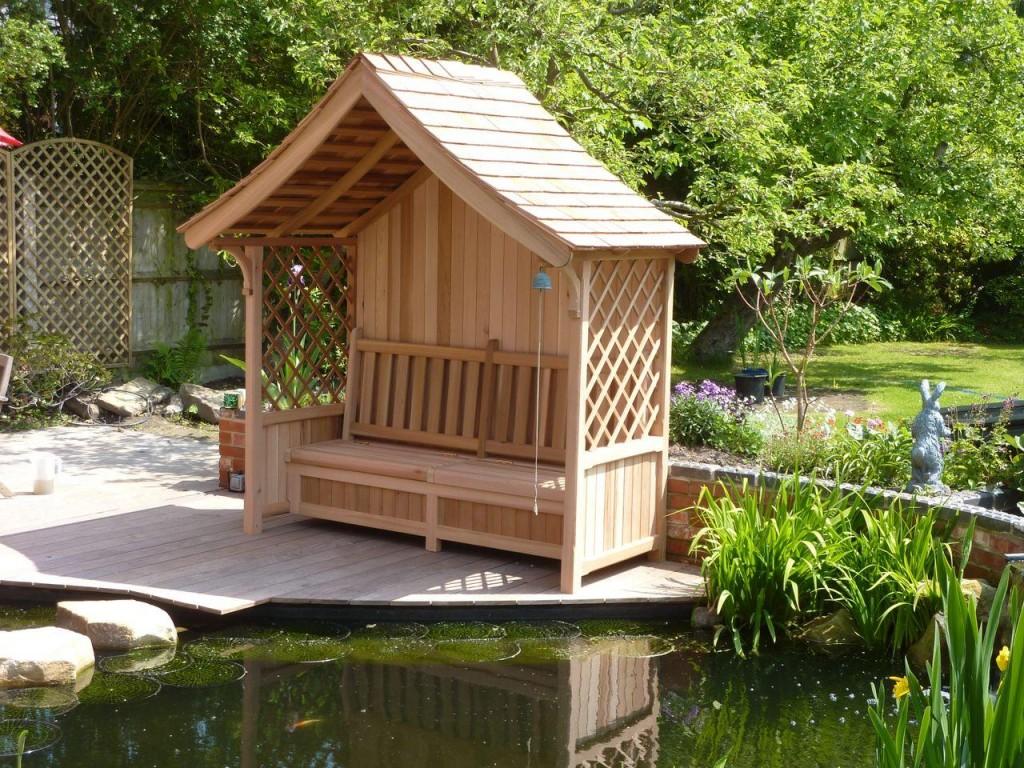 Garden Buidlings - Gazebos, Summerhouses & Arbours