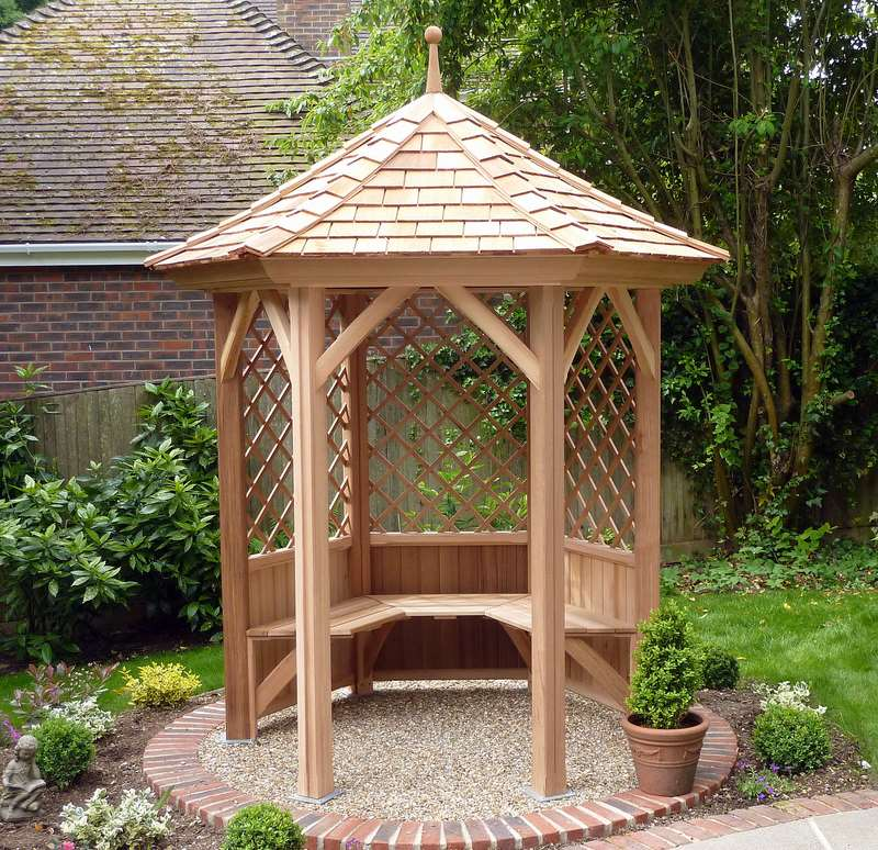Garden Gazebos and Summerhouses