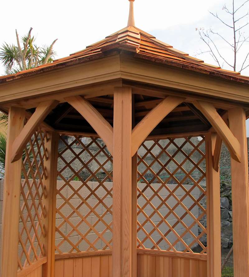 Garden Buildings - Gazebos, Summerhouses & Arbours