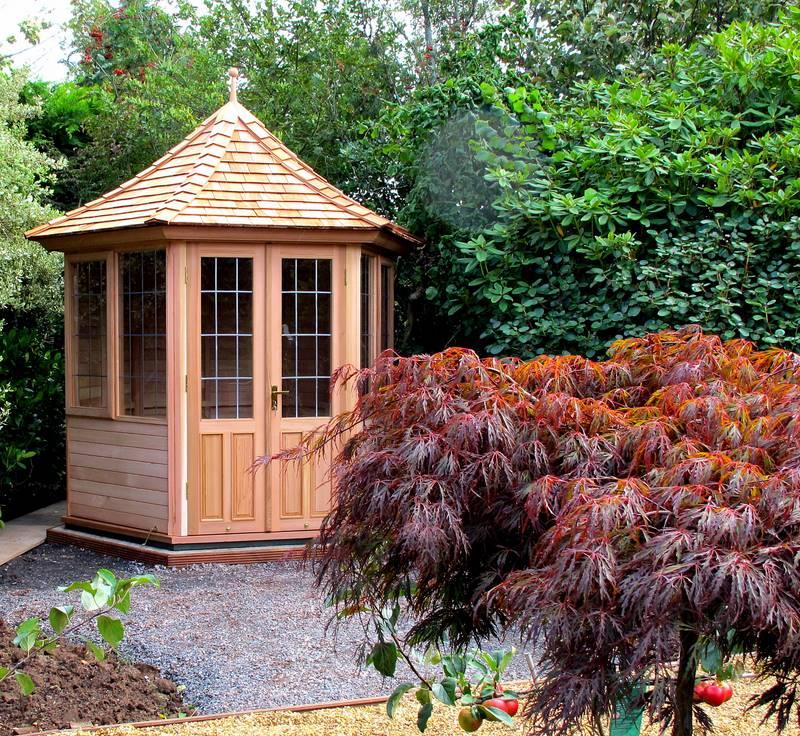 Victorian Backyard Structures : Garden Buildings, Gazebos & Summerhouses  Victorian Garden Buildings