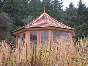 Bespoke Red Cedar Garden Summerhouses